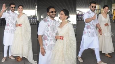 Deepika Padukone and Ranveer Singh recently got married in an extremely private ceremony in Italy, amidst friends and family.