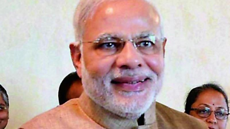 The two men arrested reportedly talked about assassinating Prime Minister Narendra Modi. (Photo: File)