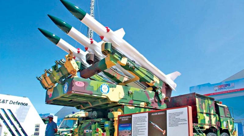 Defexpo 2018: Manufacturing hub theme belies India's status as largest arms importer
