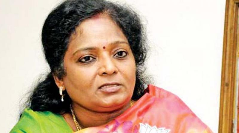 Image result for tamilisai soundararajan