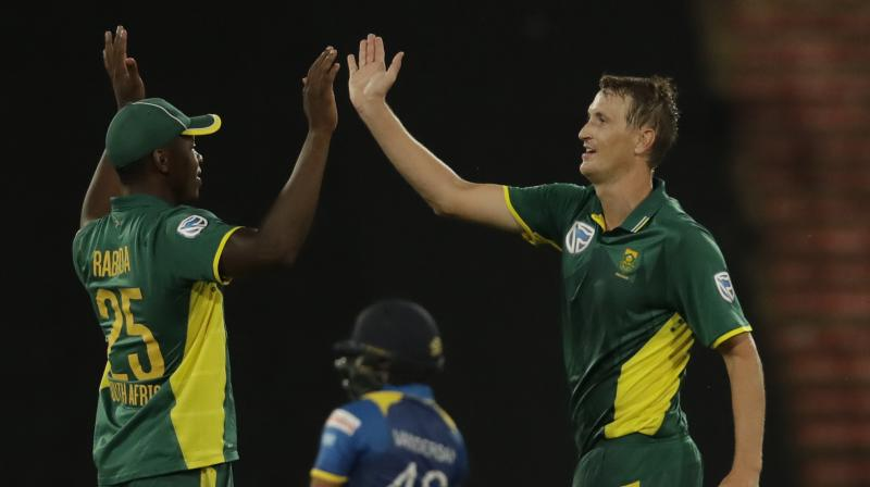 South Africa last sat on top of the rankings in November 2014 before India moved to the number-one position after defeating Sri Lanka 5-0. (Photo: AP)