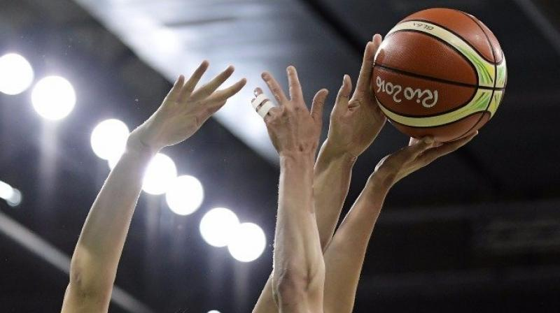 The 24 players will get scholarships and training at the NBA Academy India. (Photo: AFP/ Representational image)