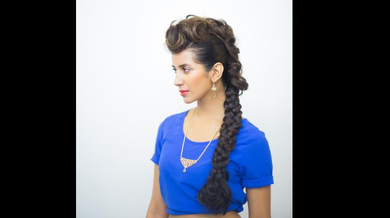 Diwali 2018 Here Are A Few Festive Hair Care Tips And Hairstyles