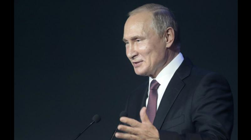 The Russian leader said he was concerned by US talk of deploying missiles in Japan and South Korea, a deployment he said would cover parts of Russian territory. (Photo: File)