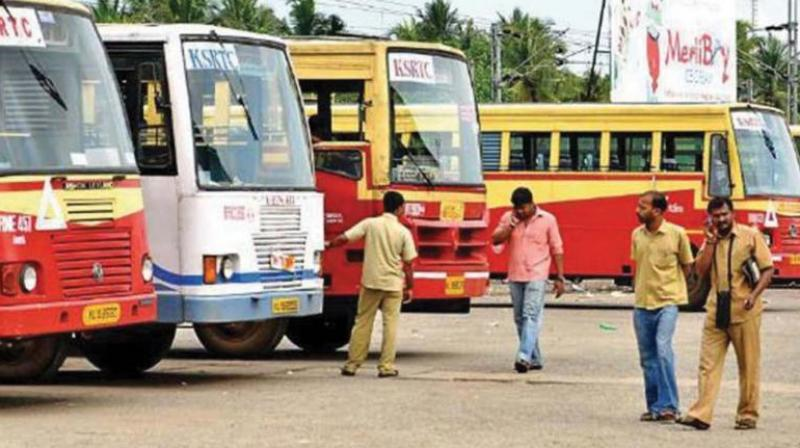 A Delhi Transport Corporation (DTC) bus marshal was allegedly beaten up by a policeman in Burari after an argument, police said on Sunday. (Photo: Representational Image/ File)