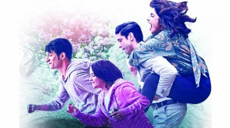 The film, written by Bose, along with Juhi Chaturvedi and Nilesh Maniyar, tells a powerful, highly emotional real-life story quite badly.
