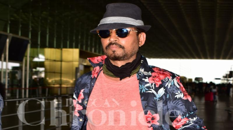 Irrfan Khan defeats cancer and is back to acting