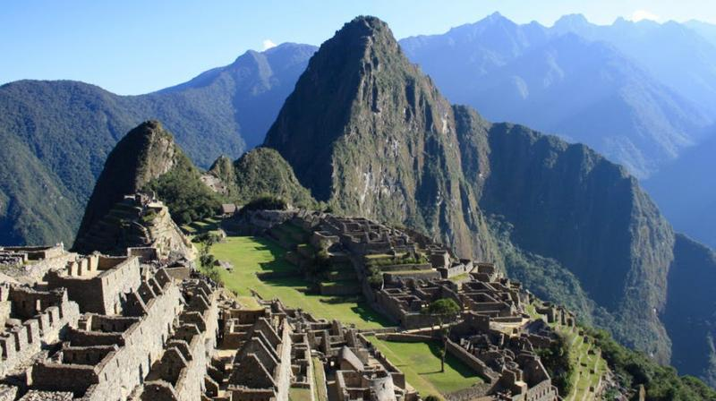 Machu Picchu is one of UNESCO's World Heritage Sites. (Photo: Pexels)