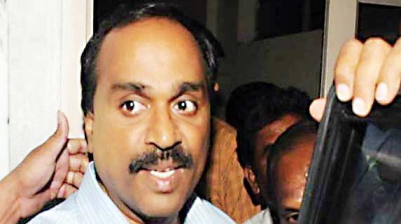 Money laundering case quashed, Janardhan Reddy smiles
