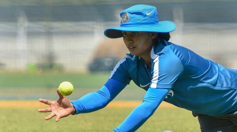 Mithali Raj said she looked forward to the ICC World T20 later this year. (Photo: PTI)