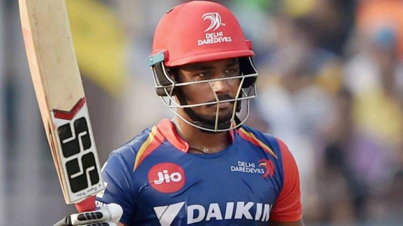 Sanju Samson. (Photo: PTI)