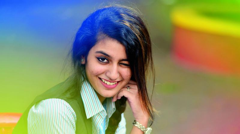 Priya Prakash Warrier Movie Releasing In Telugu