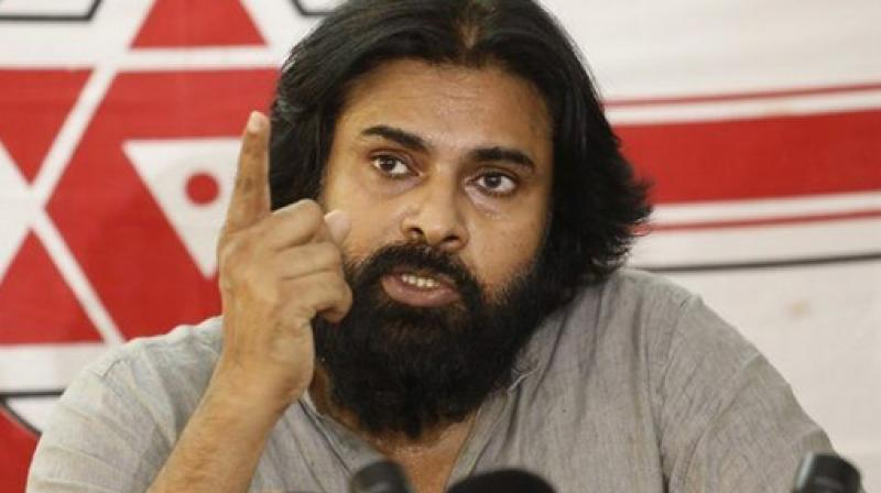 Pawan is becoming a sample for social media trollers