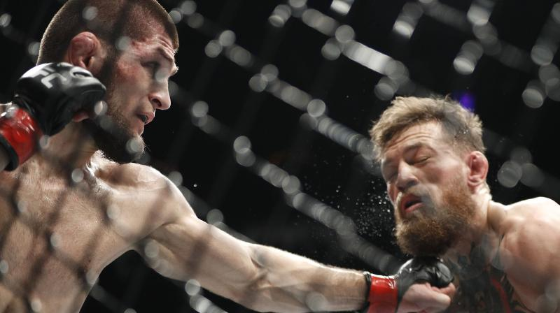 Neither McGregor nor Khabib attended the hearing. (Photo: AP)