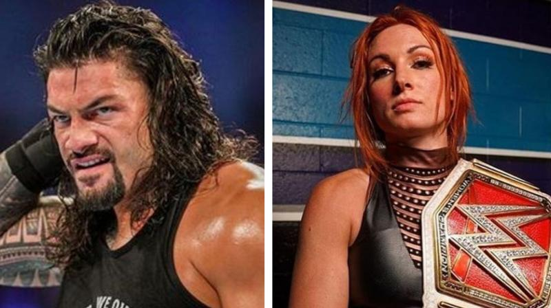 Roman Reigns has starred in the recently released 'Fast and Furious' Hobbs and Shaw', while Becky Lynch starred in 'Marine 6 close quarters' along with former WWE superstar 'Shawn Michaels', and 'The Miz'. (Photo: Instagram)