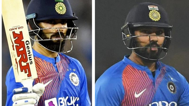 Rohit Sharma needs 8 runs to break world record during 2nd T20I vs South Africa