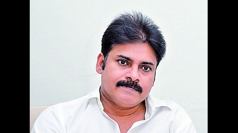 Jana Sena chief Pawan Kalyan