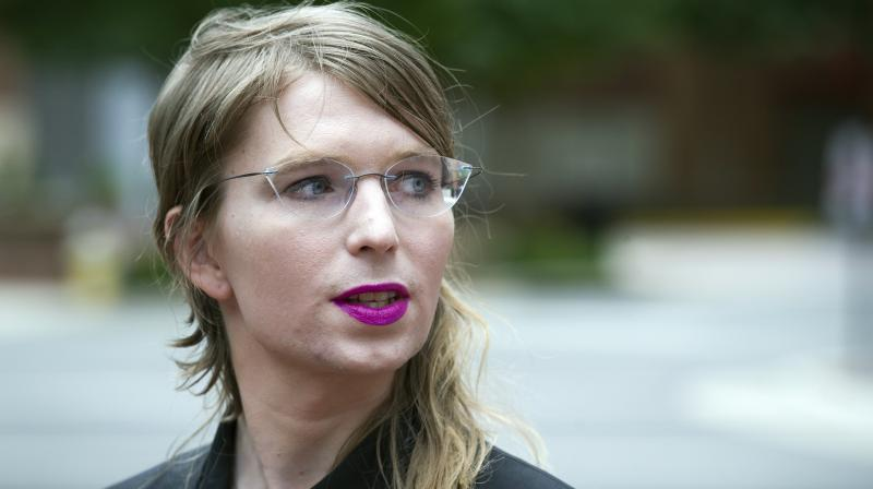 Andy Stepanian, a spokesman for Manning's legal team, said she had been remanded in custody by Judge Anthony Trenga. (Photo:AP)