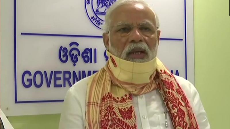 Cyclone Amphan: In Odisha , PM Modi announces Rs 500 crore as immediate relief
