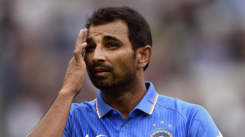 Mohammed Shami's mobile number seized by Kolkata Police