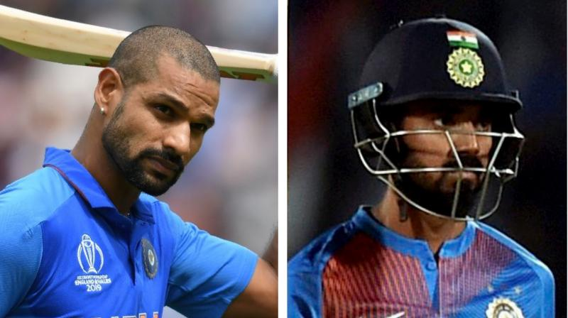 Shikhar Dhawan makes a comeback in the format where he has been India's third best player after skipper Virat Kohli and his deputy Rohit Sharma. With Dhawan's inclusion, KL Rahul will be pushed back to number 4. (Photo: AFP/PTI)