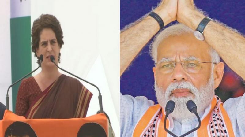 Will Priyanka take on Modi? Rahul leaves us in suspense