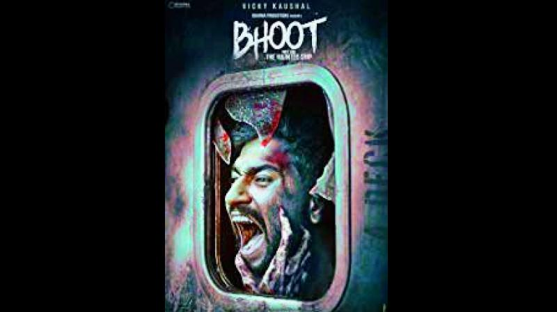 Karan Johar's Bhoot Part One: The Haunted Ship will be the second Bollywood film ever to have zombies in it.