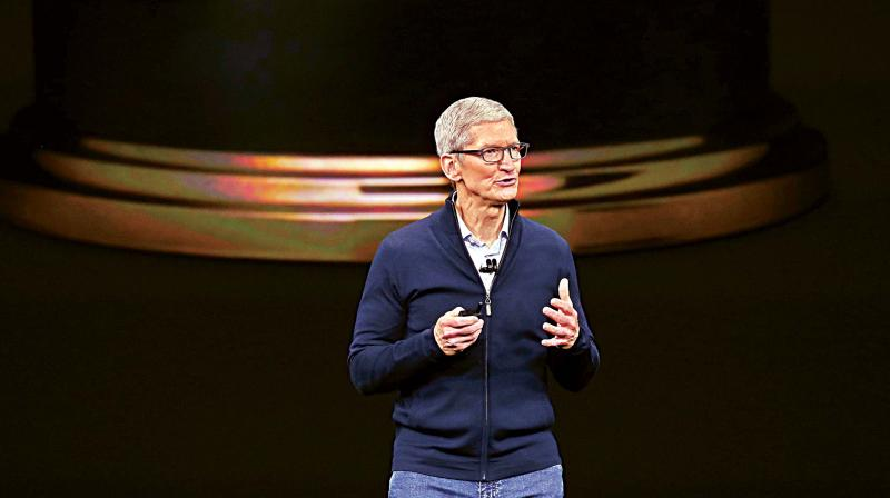 Apple CEO hopes apps pulled from China store will one day return