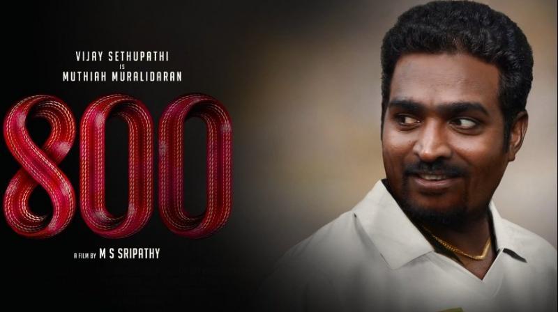 800 film row: Muralitharan speaks out, says he never backed killing of  Lankan Tamils