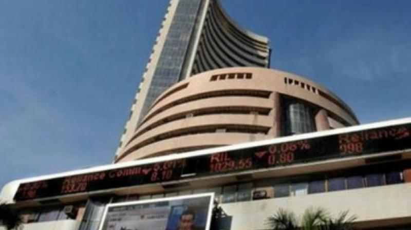 Driven by exit poll results, the Sensex rose 1,421 points, or 3.75 per cent to close at 39,352 while the NSE Nifty surged a record 421.10 points, or 3.69 per cent, to settle at 11,828.