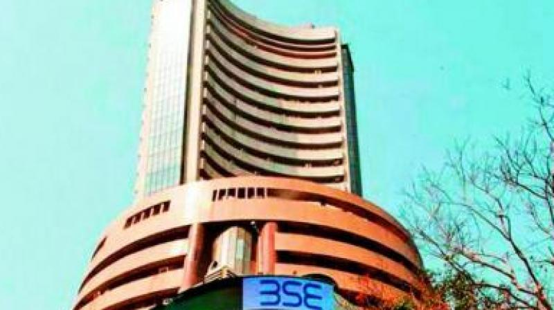 The Sensex fell 71.53 points to 39,122.96 and the Nifty declined 24.40 points to 11,699.70. The Nifty Midcap and Smallcap indices dropped 0.4 per cent each.