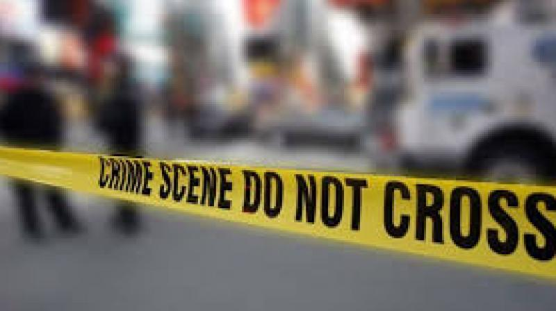 The mob gathered on the street outside Muzaffarpur district's Aurai police station, after the bodies were found on Saturday. (Photo: Representative)