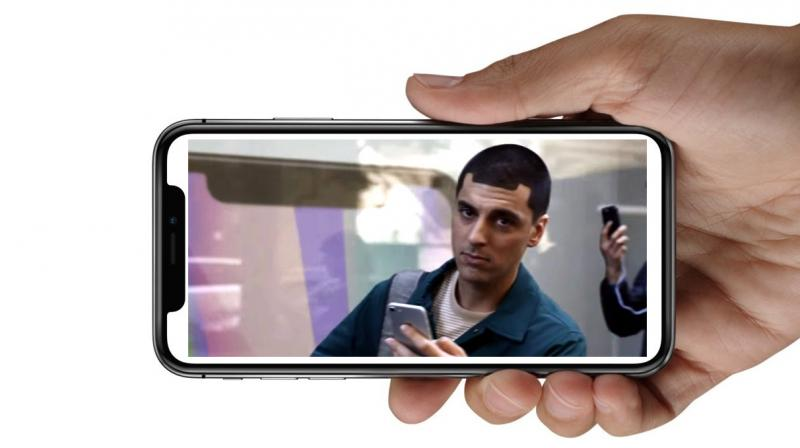 Samsung was one of the first to mock at Apple for the notch on the forehead of the iPhone X in a video released soon after the launch.