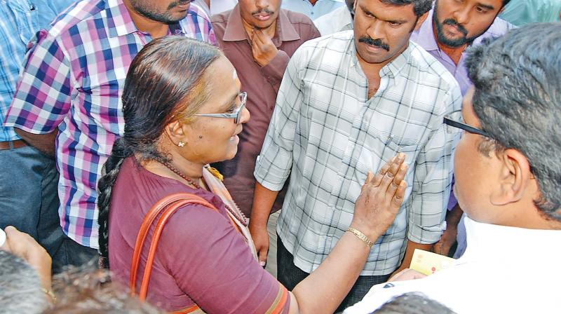 Health sector activists here have charged the social media with playing 'spoil sport' against the renewed Measles-Rubella (MR) vaccination drive in the state by spreading wild rumours about the first phase of the programme for children between nine months and below 15 years in Tamil Nadu.