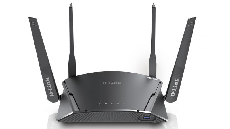 D-Link Exo Mesh-Enabled Smart Wi-Fi Routers and Extenders are the next evolution in whole home networking that provide more than just better connectivity.