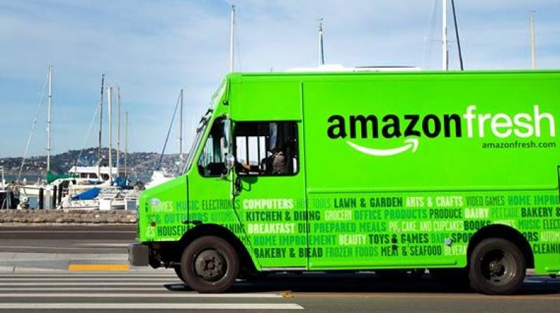 Now Amazon will home deliver fresh groceries in Bengaluru