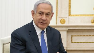 Israel Prime Minister Binyamin Netanyahu. (Photo:AP)