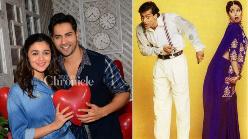 Rajshri asks for Hum Aapke Hain Koun remake with Varun and Alia, fans are upset