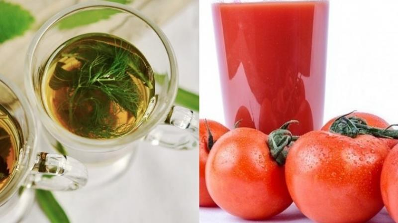 Tomato juice and green tea could potentially help treat prostate cancer. (Photo: Pixabay)