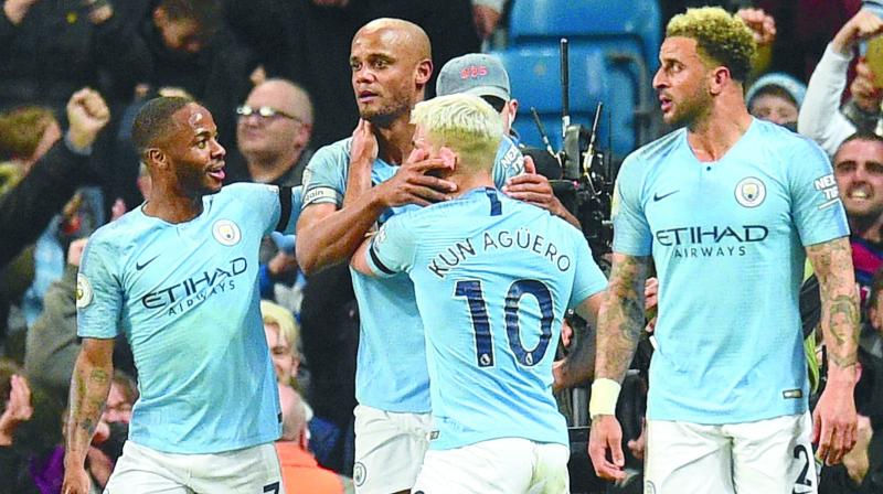 City have faced punishment for violating FFP regulations earlier as well, but they never been banned from the European competition. (Photo: AFP)
