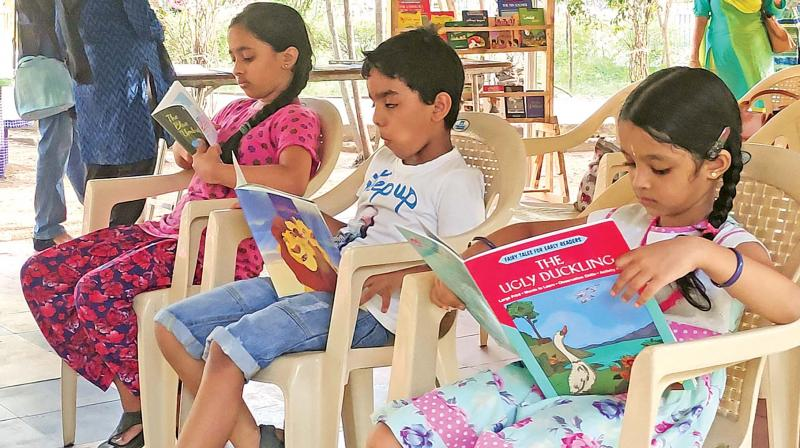"When asked about this first-of-its-kind initiative, TT Srinivasaraghavan, MD, Sundaram Finance, said, ""We are organising this as a 15-day summer special experiment (till May 19) to see if kids are keen to come out to the park and spend time in an open environment amidst evening breeze and chirping birds to read books."