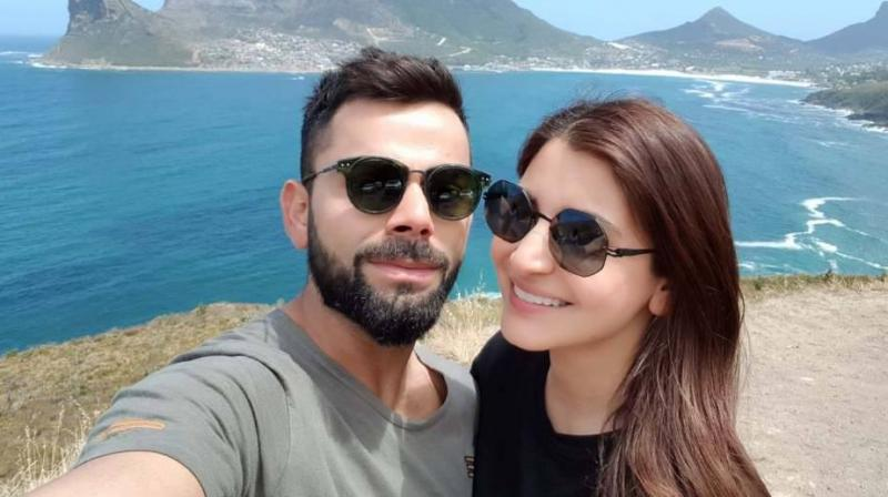 Team India captain Virat Kohli is clearly enjoying his time off the cricket field, and seems to be spending most of his time with his lady love Anushka Sharma. (Photo: Facebook / Virat Kohli)