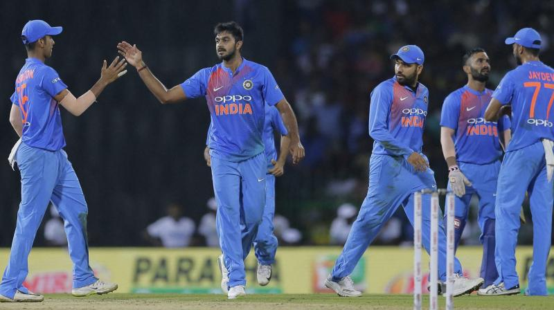Having suffered an unexpected defeat against Sri Lanka in their tournament-opener,  it is highly unlikely that India will experiment against a resurgent Bangladesh in their final league stage match. (Photro: AP)
