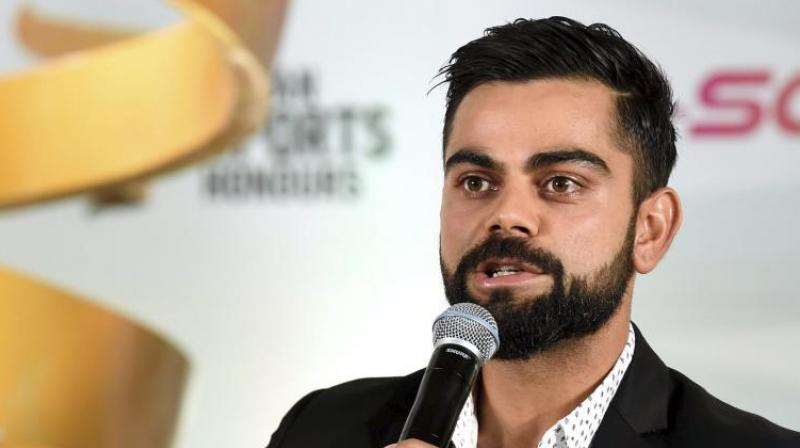 India skipper Virat Kohli, one of the fittest cricketers in the world, acknowledged that the time has come that he listens to his body and manage workload, going forward in his career. (Photo: PTI)
