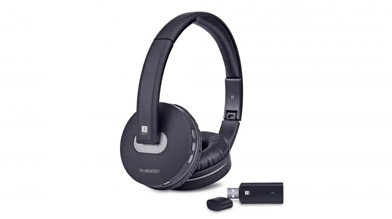 It also features a built-in microphone to support hands-free calling in Bluetooth mode.