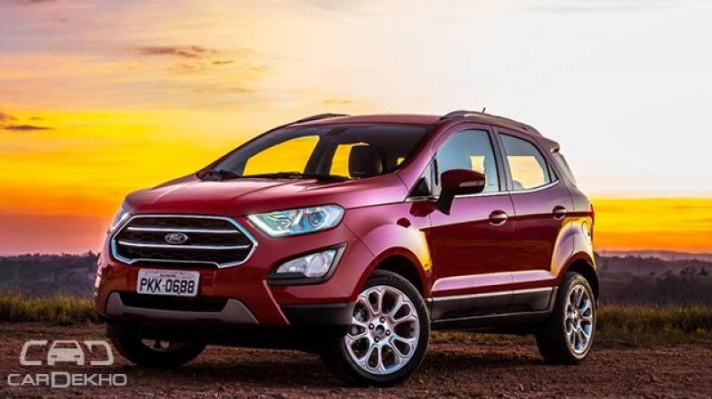 Image Result For Ford Ecosport Kerala