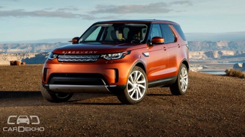 The fifth-generation Land Rover Discovery goes up against the Mercedes-Benz GLE, Audi Q7, Volvo XC90 and the BMW X5.