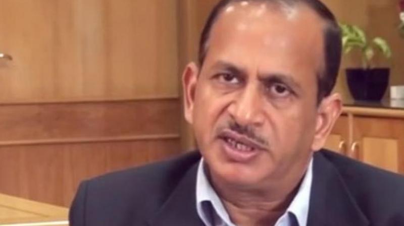 DPIIT Secretary Ramesh Abhishek