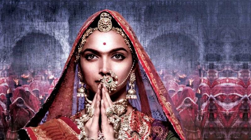 The Supreme Court on Tuesday dismissed a fresh plea seeking to stall the release of 'Padmavati' outside India. (Photo: File)