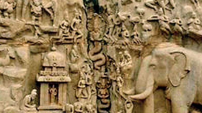 Mahabalipuram stone sculpture gets gi tag